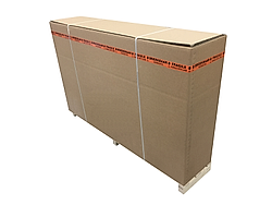 Product photo Server and network baying racks 42U delivered as flatpack