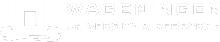 Logo University in Wageningen chooses Minkels