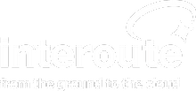 Logo 'From the Ground to the Cloud' met Interoute
