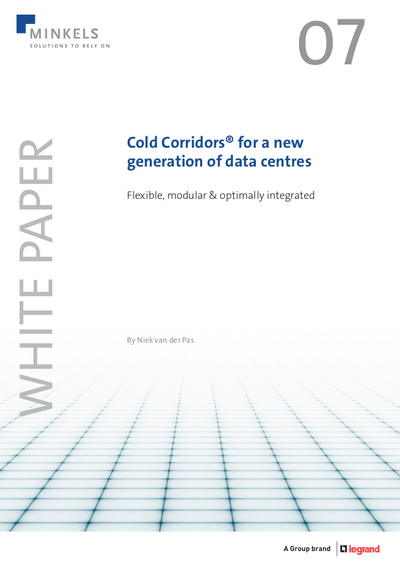 Cover Cold Corridors for a new generation of data centres