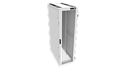 Product photo Nexpand server cabinet with side panels