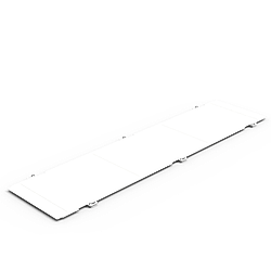 Product photo Top cover for roof divider panel